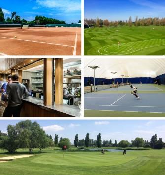 Dukes Meadows Golf, Tennis & Ski
