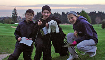 golf-kids