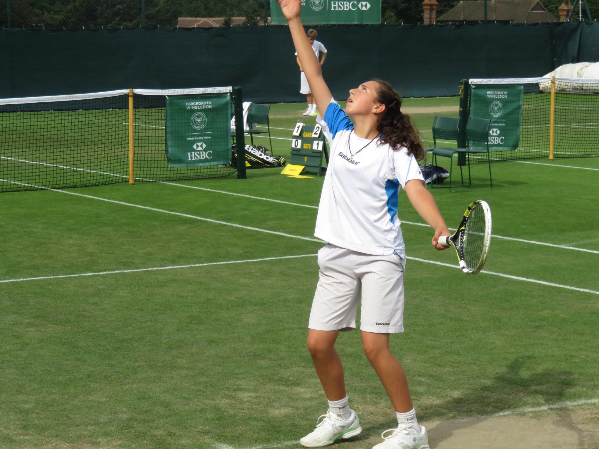 WimbledonAlessandra
