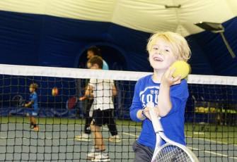 Junior Tennis Programme